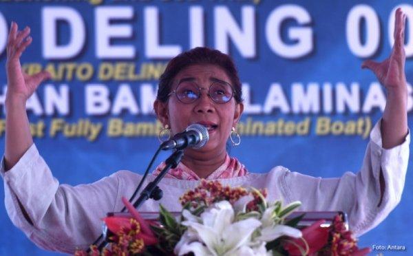 Siap-Siap, Menteri Susi Kembali Tenggelamkan 87 Kapal